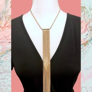 Jewelry - Drop Cable Strands (17 stands!) Necklace